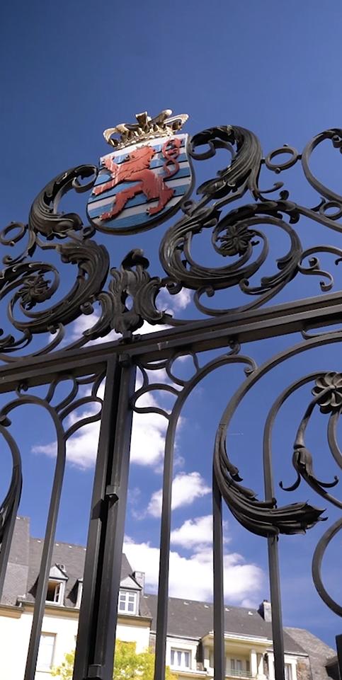 Bauharepreiss Front gate