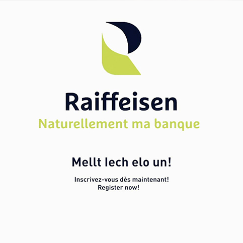 Raiffeisen Logo and Moto